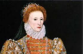 473. Portrait Queen Eliz 1