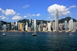 518. Hong Kong Island Skyline 2009 (400x267)