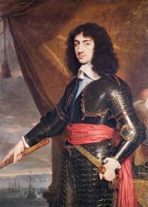 520.Charles II(Champaigne)