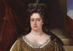 520.Queen Anne (Closterman)