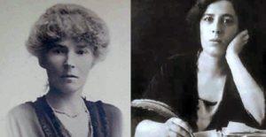 Gertrude Bell & Freya Stark